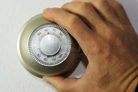 your brain is the thermostat
