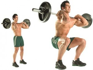 squats exercise